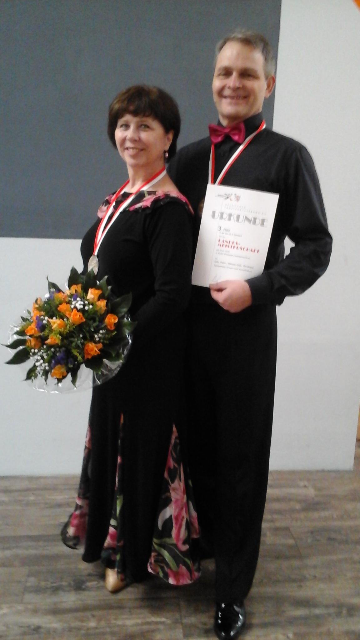 Christiane und Peter Golz